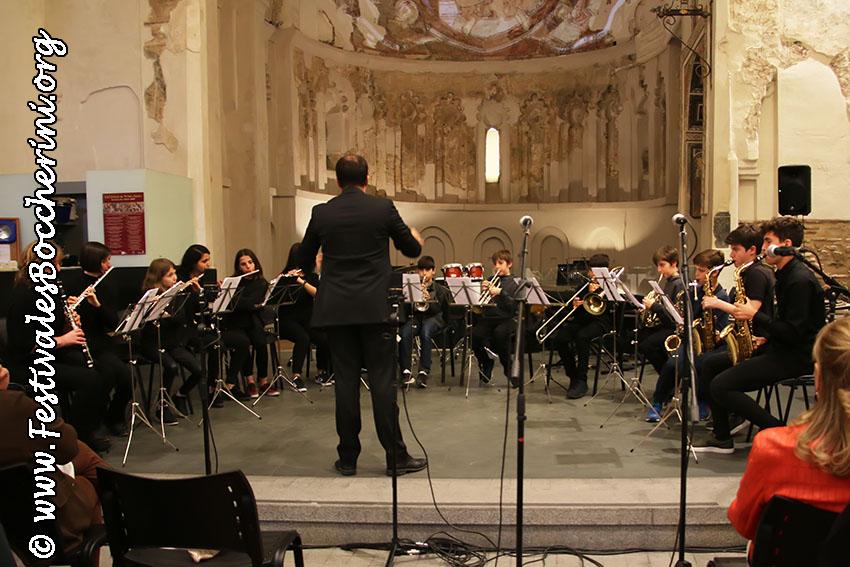 Concierto E.M.M. Luigi Boccherini de Arenas de San Pedro - XIII Festival Boccherini - TiétarTeVe