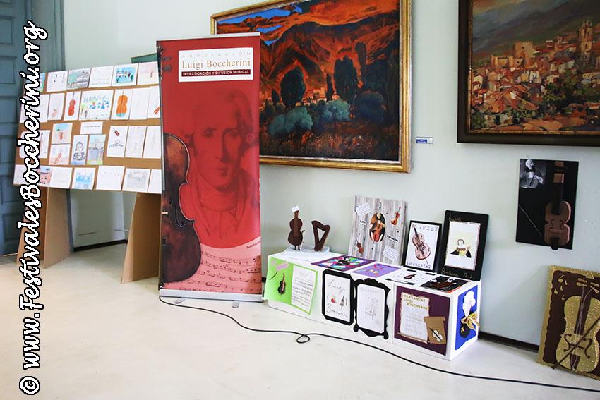 Concurso de Dibujos - XIII Festival Boccherini - Arenas de San Pedro - TiétarTeVe