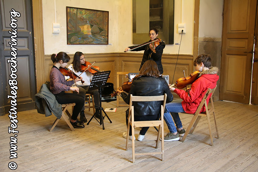 Encuentros Pedagógicos - XIII Festival Boccherini - TiétarTeVe