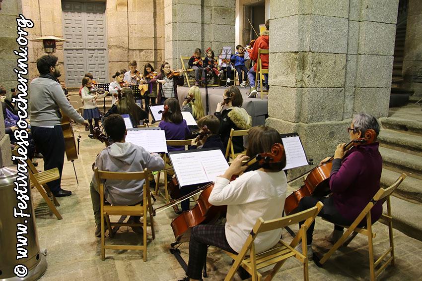 Concierto final de los Encuentros Pedagógicos - XIII Festival Boccherini - TiétarTeVe