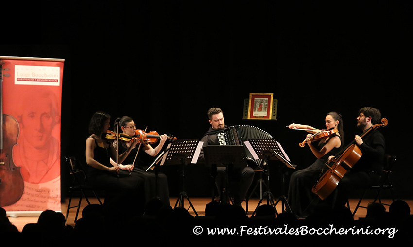 Concierto Principal XIII Festival Boccherini - Arenas de San Pedro - TiétarTeVe