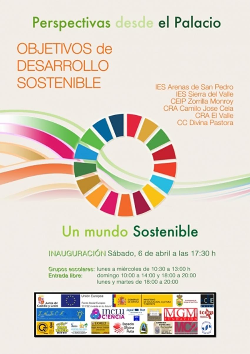 Perspectivas desde el Palacio: Un Mundo Sostenible - Arenas de San Pedro - TiétarTeVe