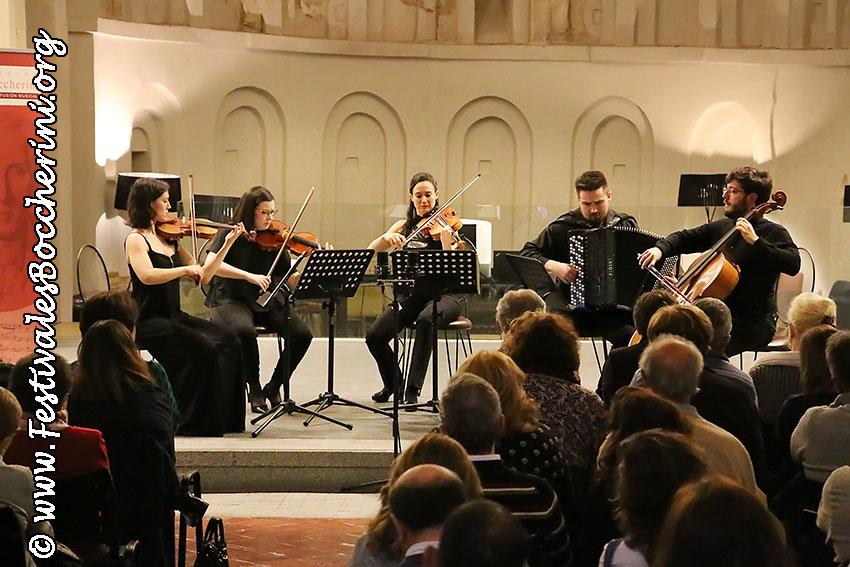 Concierto de Clausura del XIII Festival Boccherini - Talavera de La Reina - TiétarTeVe
