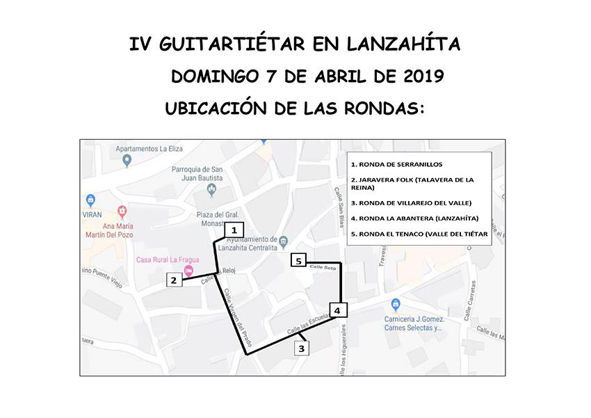 IV GuitarTietar de Lanzahita - TiétarTeVe