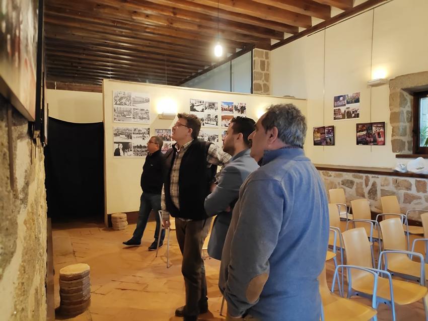 Expo UGT de Ávila en La Adrada - TiétarTeVe