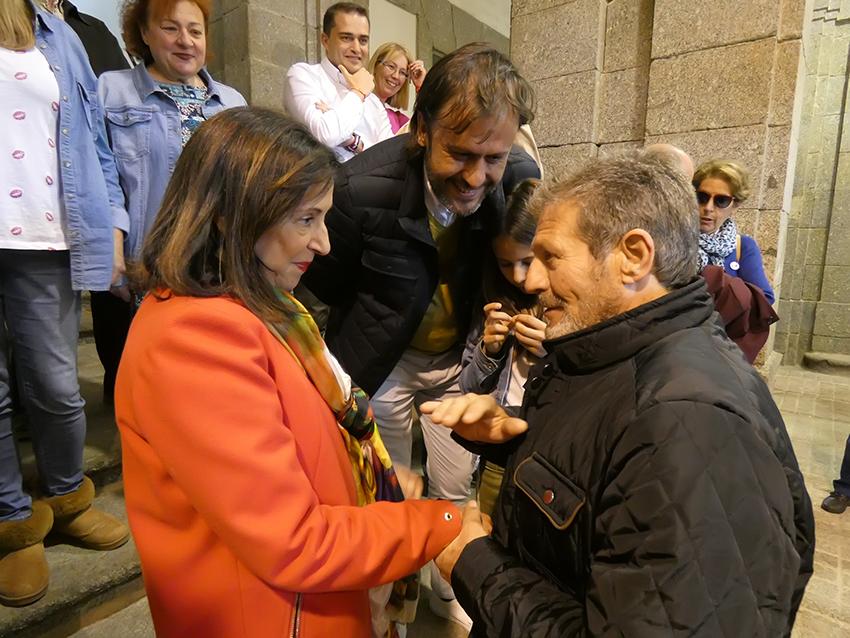 Margarita Robles - PSOE - Arenas  de San Pedro - TiétarTeVe