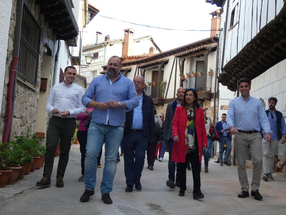 Margarita Robles - PSOE - Candeleda - TiétarTeVe