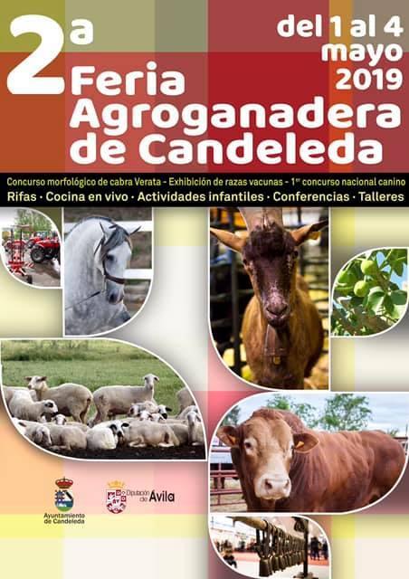 II Feria Agroganadera de Candeleda - TiétarTeVe