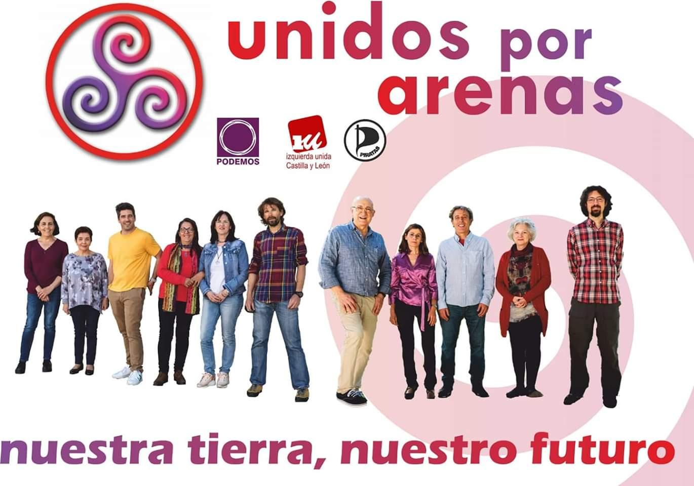 Unidos Por Arenas - Arenas de San Pedro - TiétarTeVe