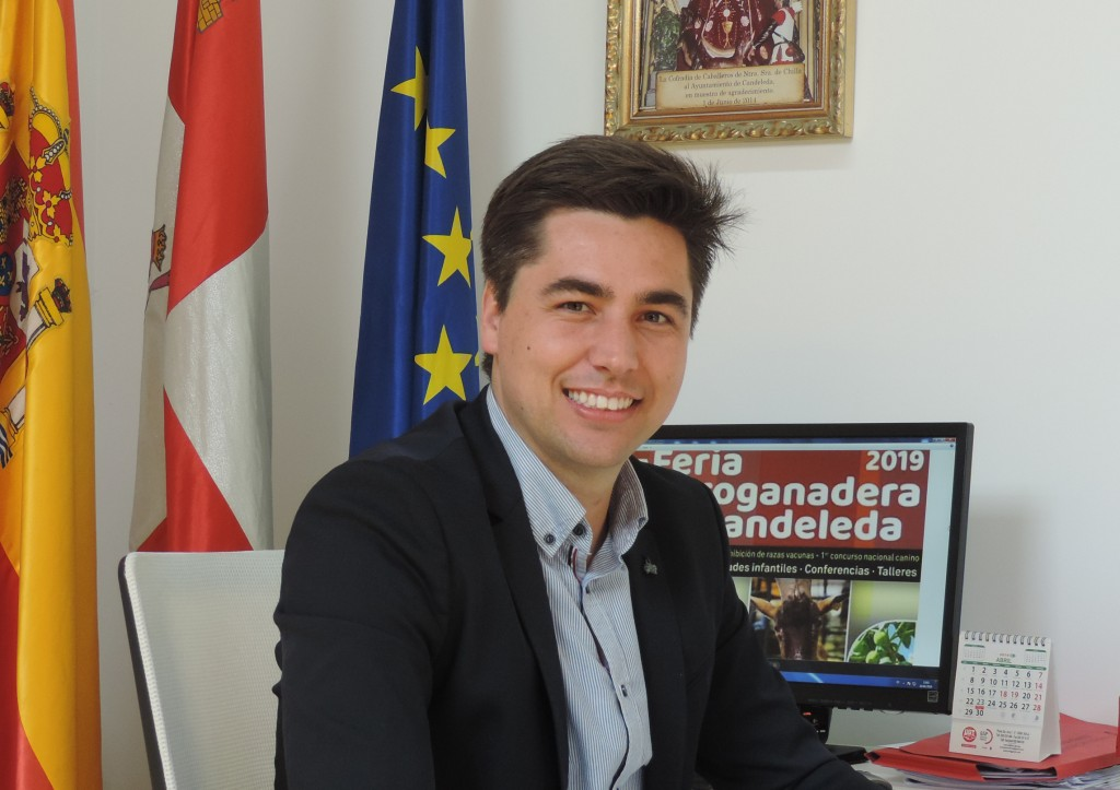 Carlos Montesino Garro - PSOE Candeleda - TiétarTeVe