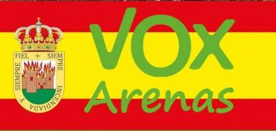 VOX Arenas de San Pedro - TiétarTeVe