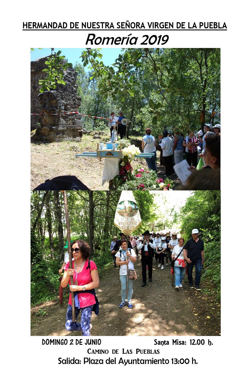 Romería Camino de Las Pueblas - Mombeltrán - TiétarTeVe