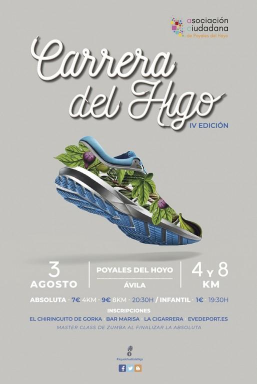 IV Carrera del Higo - Poyales del Hoyo - TiétarTeVe