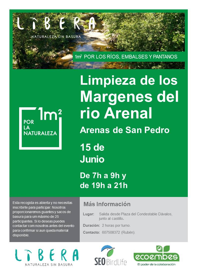 Proyecto Libera - Arenas de San Pedro - TiétarTeVe