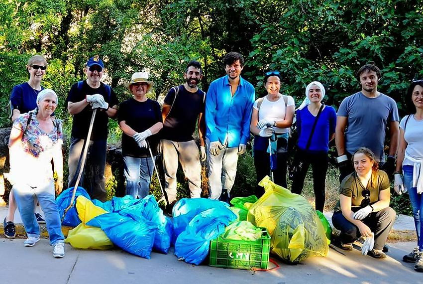 Proyecto Libera Basuraleza - Arenas de San Pedro - TiétarTeVe