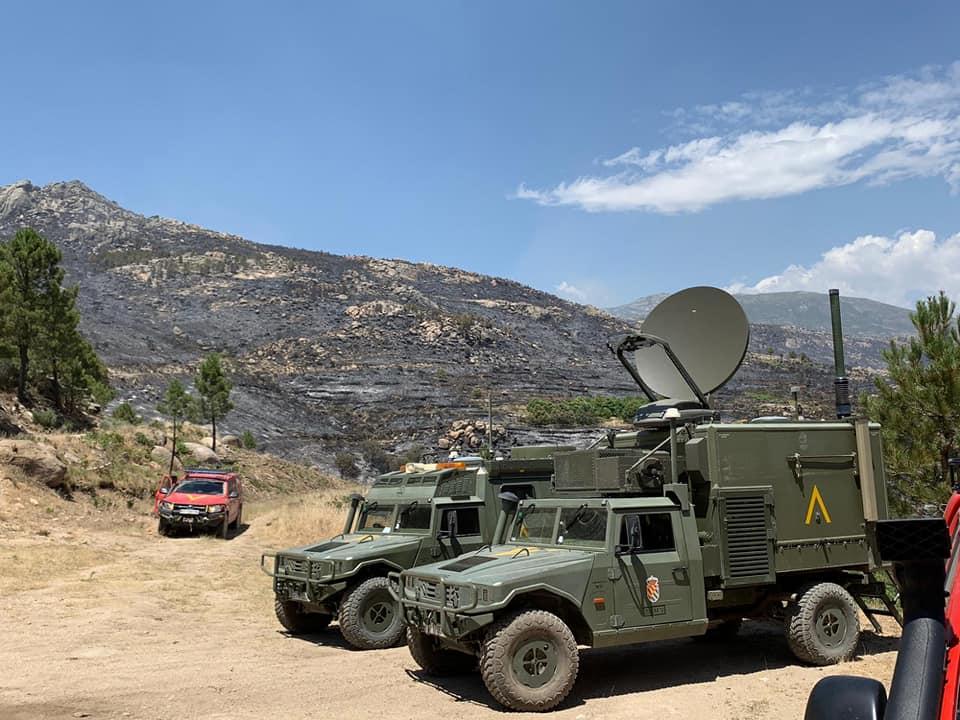 PSOE en Incendios Forestales del Valle del Tiétar - TiétarTeVe