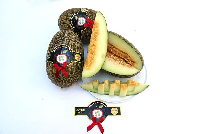 Melones Terra Gredos con el Lazo Rojo de la Excelencia - Ramacastañas - Arenas de San Pedro - TiétarTeVe