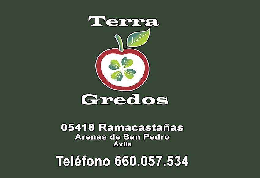 Tarjeta Terra Gredos - Ramacastañas - TiétarTeVe