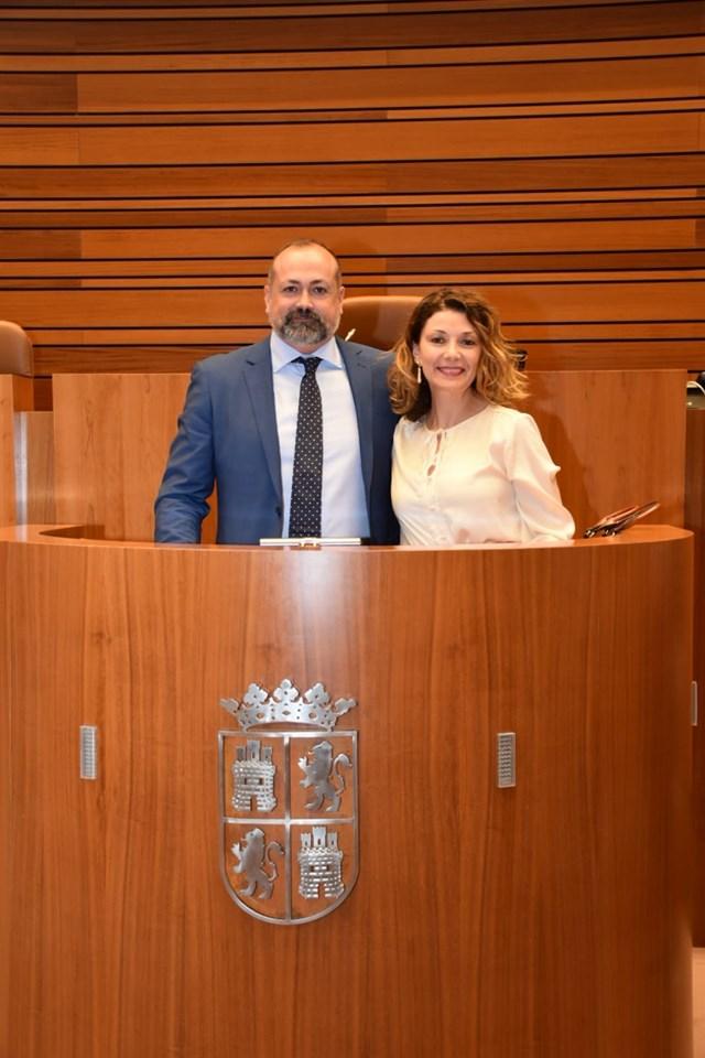 Procuradores del PSOE en Ávila - TiétarTeVe