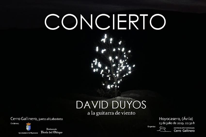 Concierto en Hoyocasero - TiétarTeVe