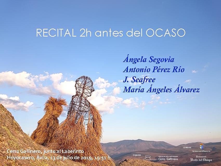 Recital en Hoyocasero - TiétarTeVe