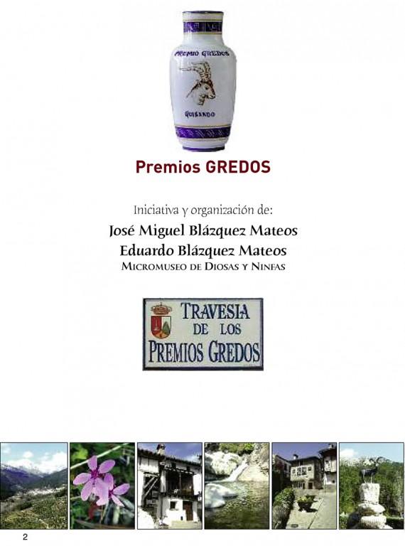 Premios Gredos de Guisando 2019 - TiétarTeVe