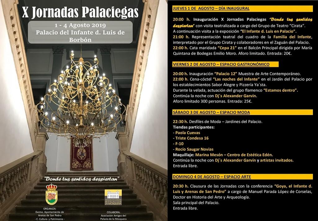 X Jornadas Palaciegas - Arenas de San Pedro - TiétarTeVe