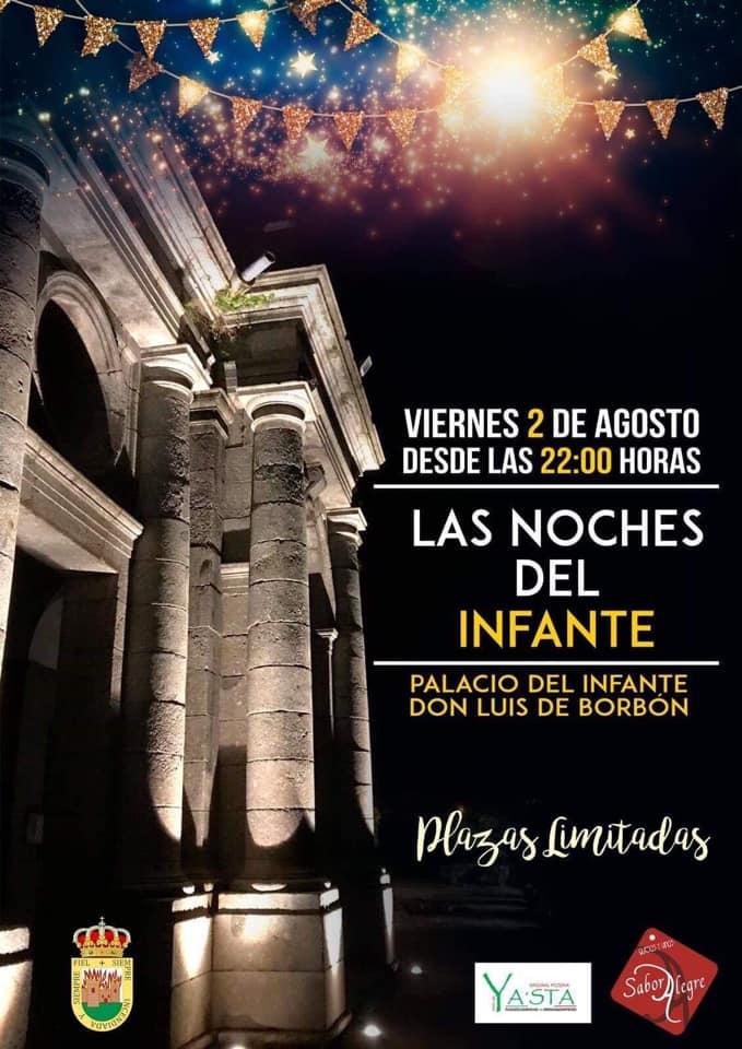 """""""Las Noches del Infante"""" - X Jornadas Palaciegas - Arenas de San Pedro - TiétarTeVe"""