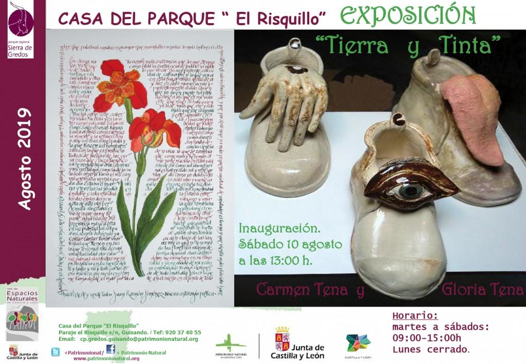 """Exposición Casa del Parque """"El Risquillo"""" de Guisando - TiétarTeVe"""