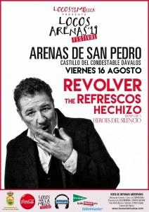 Festival Locos x Arenas 2019 - Arenas de San Pedro - TiétarTeVe