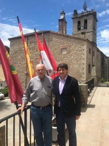 """""""Nino"""" Pregonero 2019 Arenas de San Pedro - TiétarTeVe"""