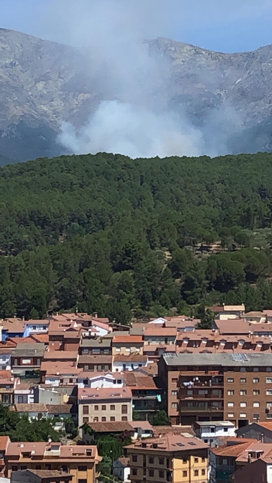 Incendios Valle del Tiétar - TiétarTeVe
