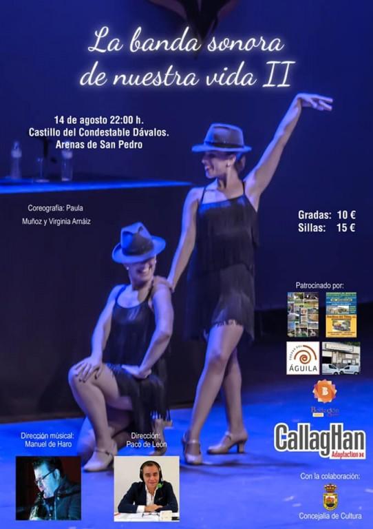 La Banda Sonora de Nuestra Vida II - Arenas de San Pedro - TiétarTeVe