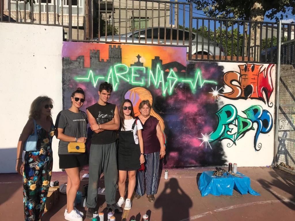 "Arenas Joven ""I Encuentro urbano"" - Arenas de San Pedro - TiétarTeVe"