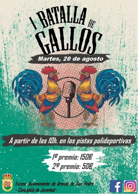 I Encuentro Urbano Arenas - Arenas de San Pedro - TiétarTeVe