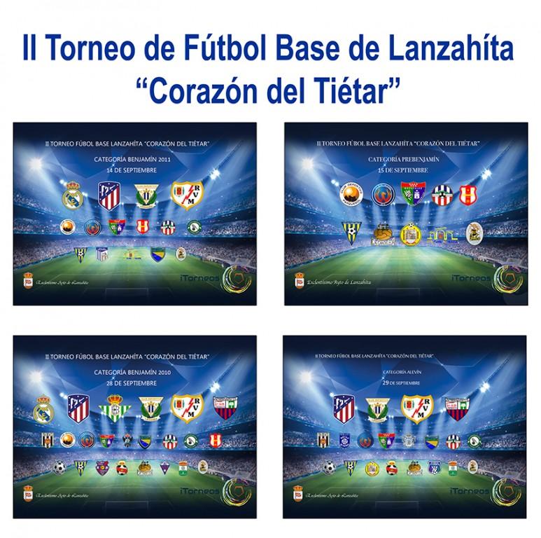 II Torneo de Fútbol Base de Lanzahíta - TiétarTeVe