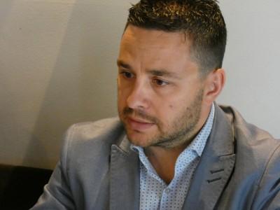 Roberto Aparicio, alcalde de La Adrada