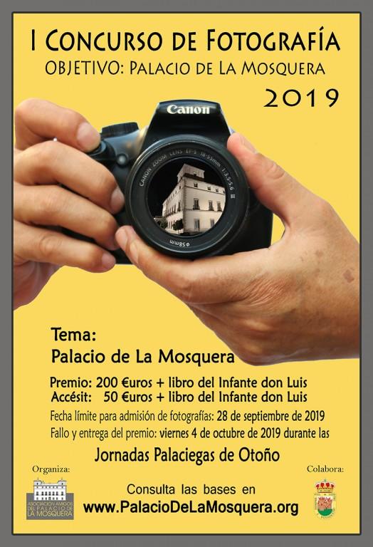 I Concurso de Fotografía de la Asociación de Amigos del Palacio de La Mosquera  - Arenas de San Pedro - TiétarTeVe