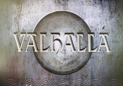 El Valhalla (Logotipo) - Vivienda de Uso Turístico - VuT - TiétarTeVe