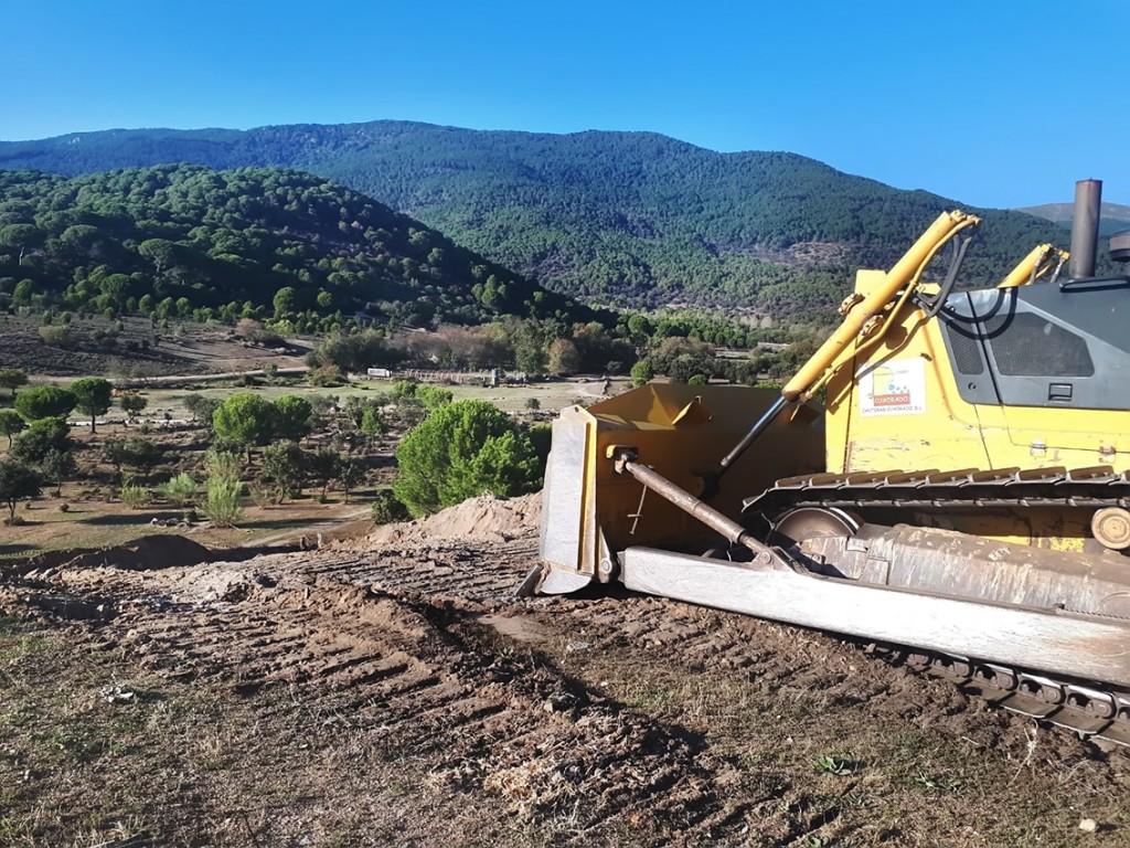 Escombrera Sotillo de La Adrada - Estado Posterior - TiétarTeVe