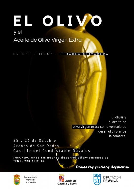 Jornadas sobre el Olivo y el AOVE en Arenas de San Pedro - TiétarTeVe