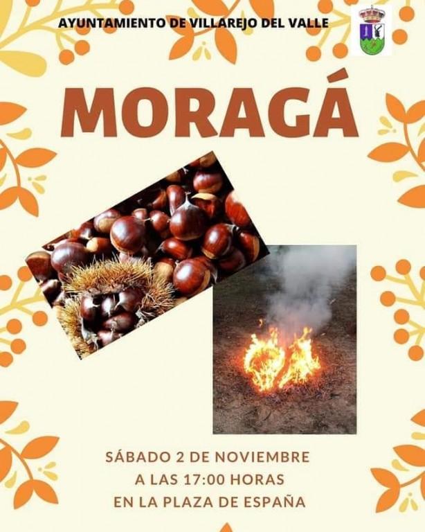 Moragá - Villarejo del Valle - TiétarTeVe