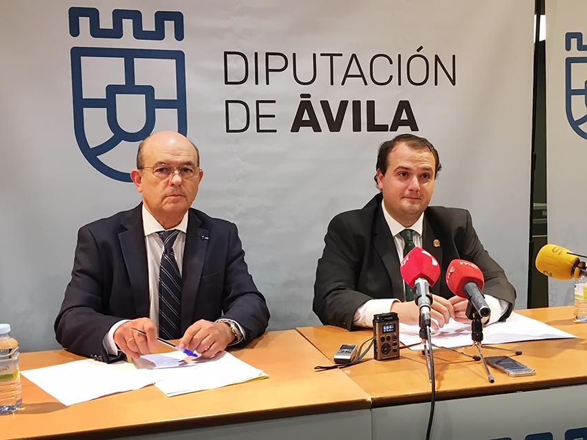 Ayudas investigación sobre temas abulenses de Diputación de Ávila - TiétarTeVe