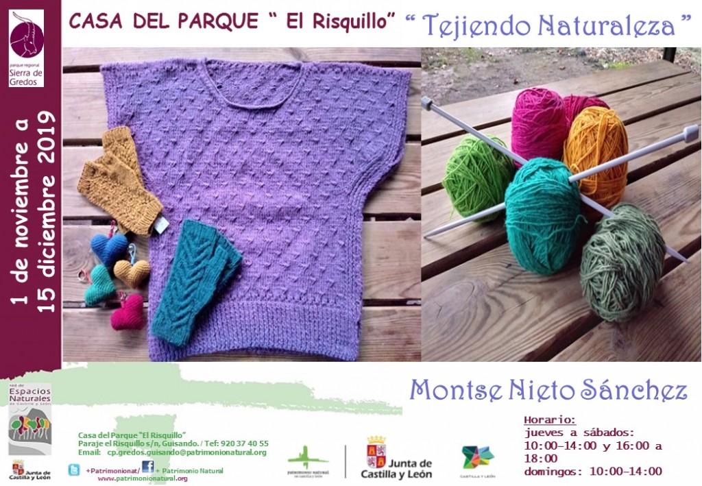 Exposición Casa del Parque El Risquillo - Guisando - TiétarTeVe