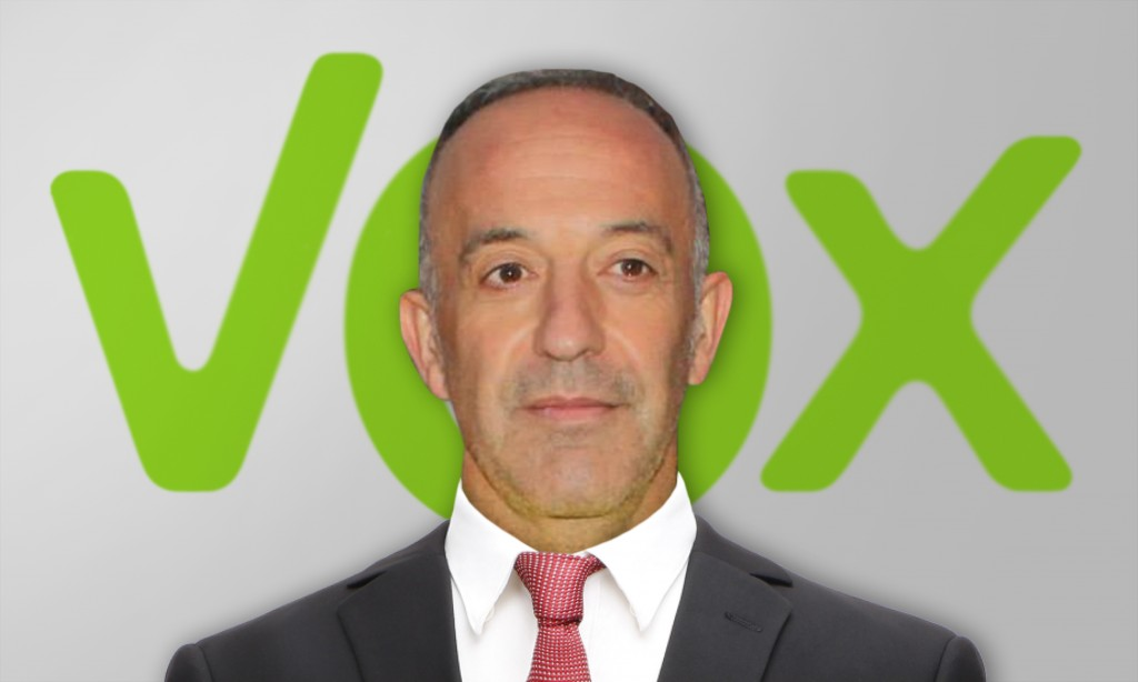 Enrique Duarte - VOX Ávila - TiétarTeVe