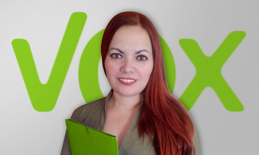 Esther Rodríguez - VOX Ávila - TiétarTeVe