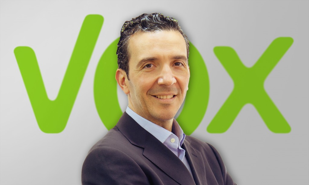 Francisco Custodio - VOX Ávila - TiétarTeVe