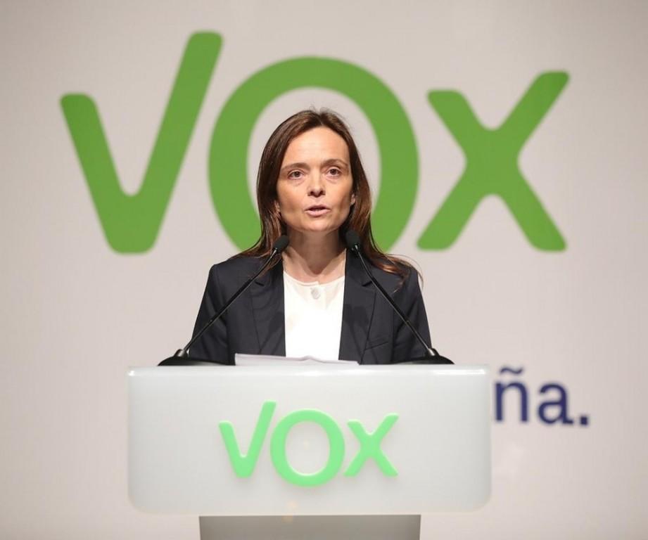 Georgina Trias Gil - Vox Avila