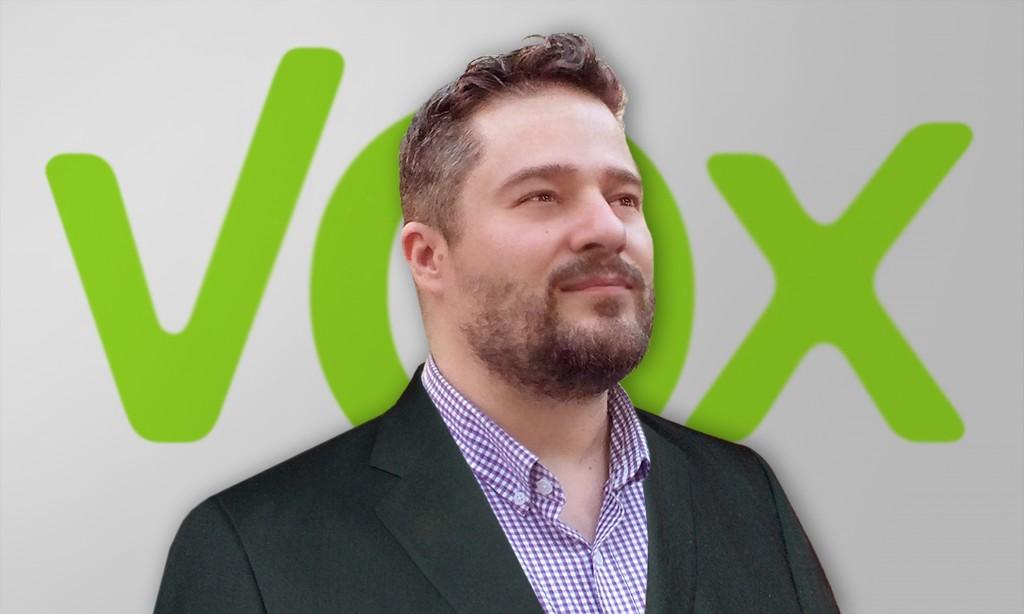 Germán Sánchez - VOX Ávila - TiétarTeVe