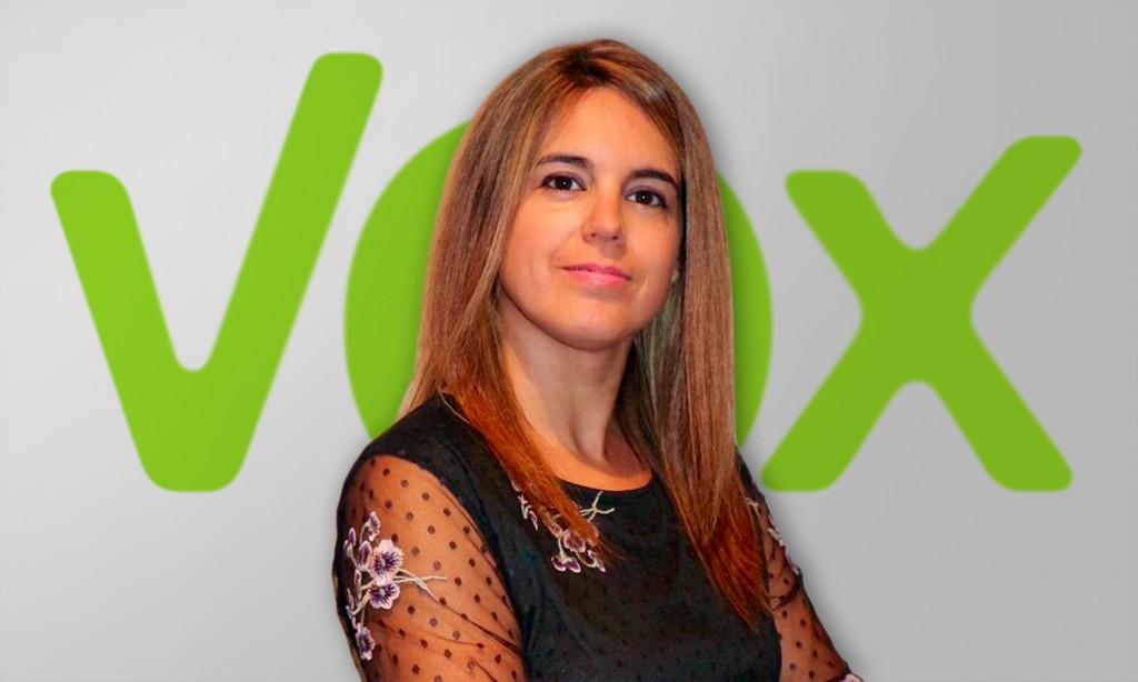 Paula Garro - VOX Ávila - TiétarTeVe